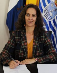 Gloria Méndez. Cuarta teniente de alcalde
