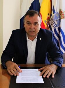 Juan Ramos Reyes. Concejal
