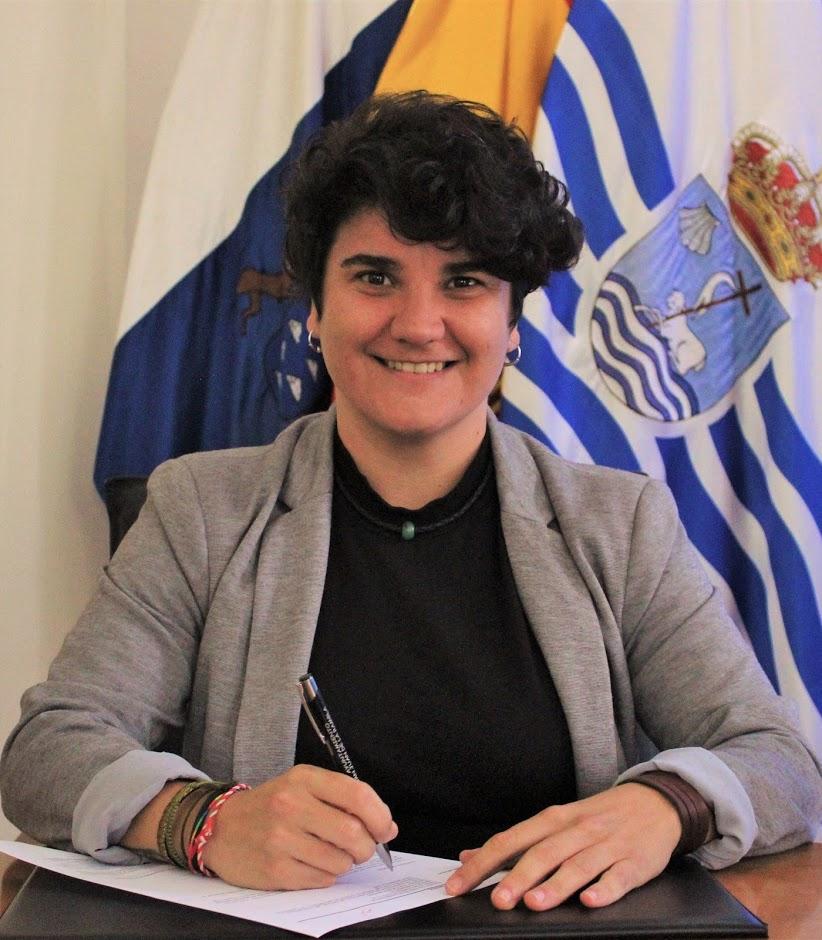 Priscila Díaz Bethencourt. Tercera Teniente de Alcalde