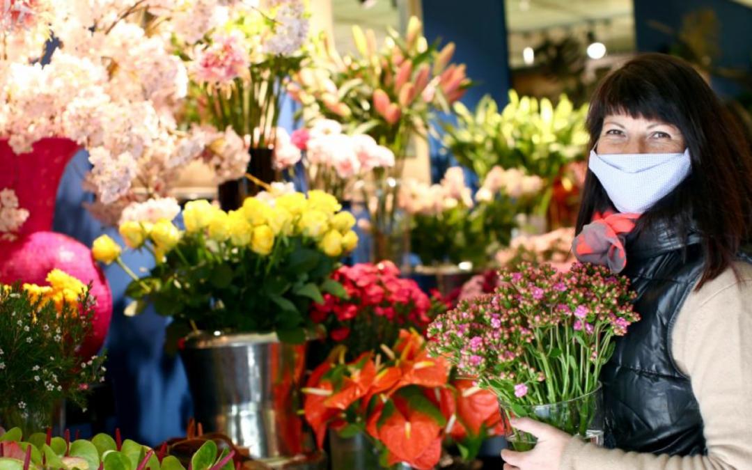 Los cementerios abrirán a las floristerías por el Día de la Madre