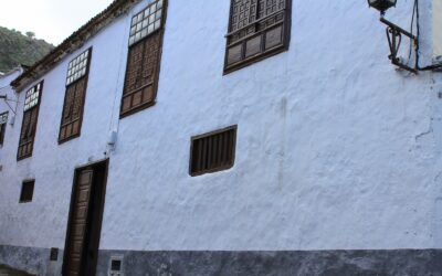 Casa de los Díaz Llanos