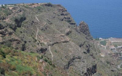 Sendero orilla La Vera - Barranco de Ruiz