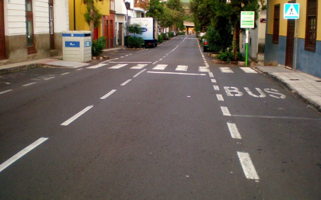 Cortes de tráfico en la Avenida de La Libertad del 19 al 25 de noviembre