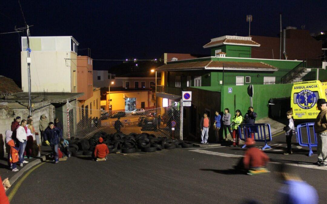La celebración de San Andrés se aplaza a 2021