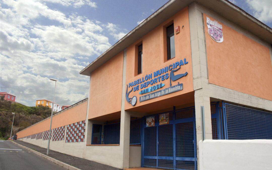 El municipio inaugura las escuelas de gimnasia rítmica, baloncesto y fútbol sala