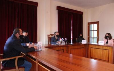 Resumen rueda de prensa: Presentación del Gobierno de Continuidad