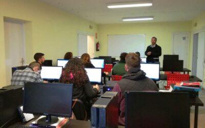 La Universidad Popular ramblera presenta la formación para el empleo de este semestre