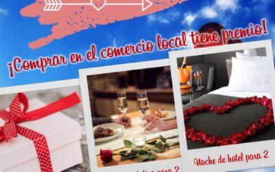 Las compras rambleras de San Valentín traen premio