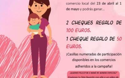 La campaña «Mamá Ramblera. ¡A ti te debo la vida entera!» fomenta las compras en el comercio local