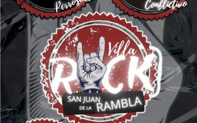 Ya se pueden recoger las invitaciones para la primera edición de «Villa Rock»