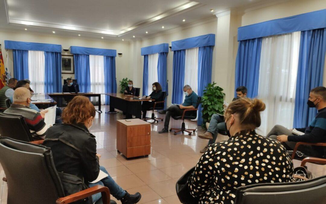 El municipio aprueba su primer Plan Estratégico de Subvenciones