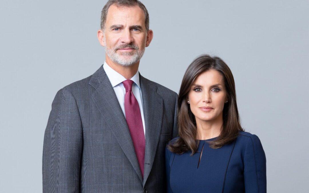 Sus Majestades los Reyes de España preside el Comité de Honor del Centenario