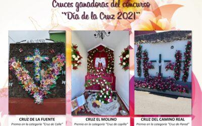 Fiestas anuncia los ganadores del concurso de ornato del «Día de la Cruz»