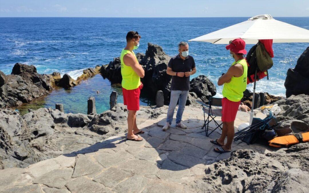 Más seguridad para la costa con el servicio de salvamento