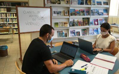 El Ayuntamiento programa clases gratuitas de apoyo para alumnado de Primaria