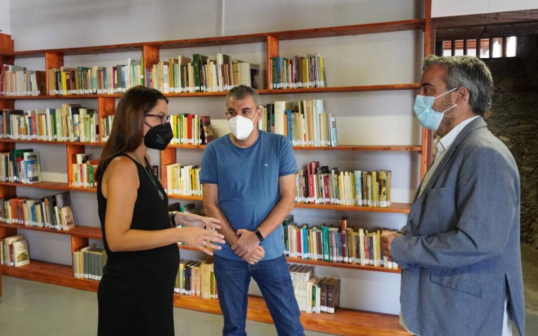 La Biblioteca Antonio Bello reabre sus puertas al público