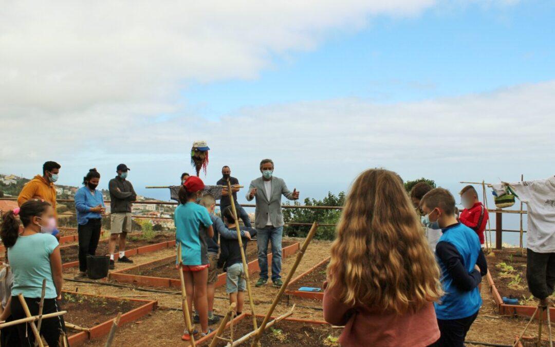 Éxito del Campus en el Campo. El mejor ejemplo de actividad infantil educativa que une tradición y naturaleza