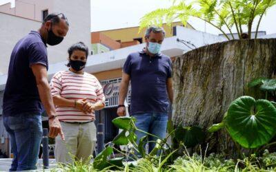 Los jardines rambleros dan un salto de calidad convirtiéndose en sostenibles y automatizados