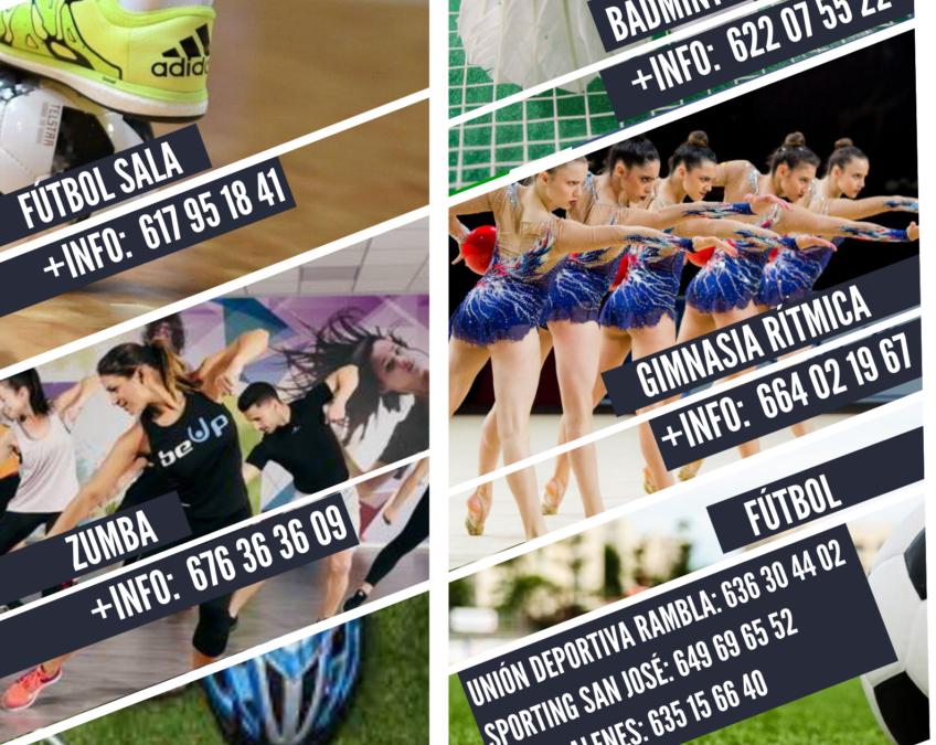 Las Escuelas Deportivas Municipales abren matrícula para la nueva temporada