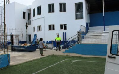 Casi 300.000 euros invertidos en la mejora de las instalaciones deportivas