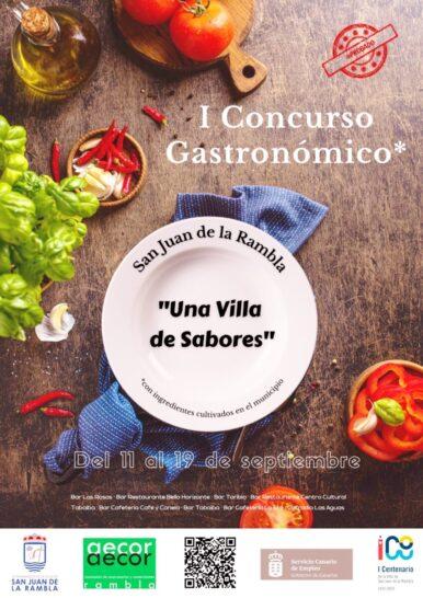 Concurso gastronómico